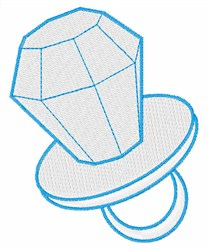 Ring Pop embroidery design