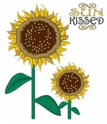 Sun Kissed embroidery design