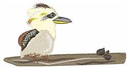 Bird Perch embroidery design