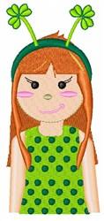 Irish Ginger embroidery design