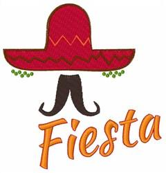 Fiesta Sombrero embroidery design