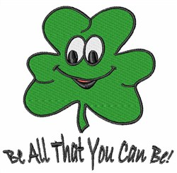 Shamrock All embroidery design