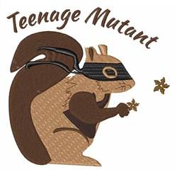 Teenage Mutant embroidery design