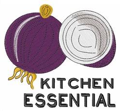 Kitchen Essential embroidery design