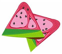 Melon Slices embroidery design
