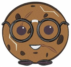 Smart Cookies embroidery design