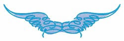 Angel Wings embroidery design