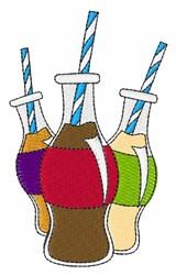 Soda Pop embroidery design