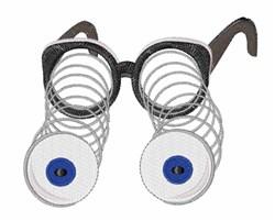 Google Eyes embroidery design