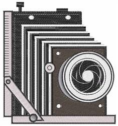 Vintage Camera embroidery design