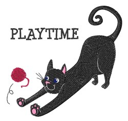 Playtime embroidery design