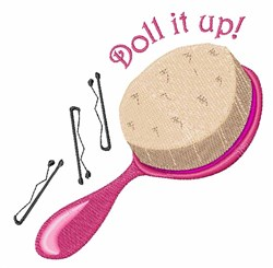 Doll It Up embroidery design