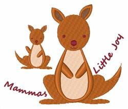 Mammas Joy embroidery design