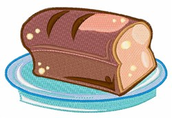 Loaf Of Bread embroidery design