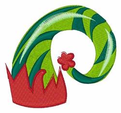 Elf Hat embroidery design