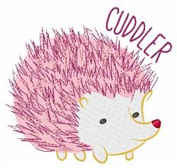 Cuddler embroidery design