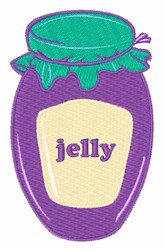 Jelly Jar embroidery design