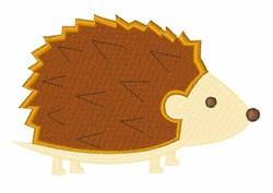 Porcupine embroidery design