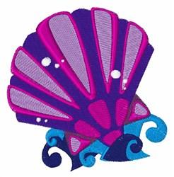 Sea Shell embroidery design