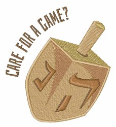A Game embroidery design