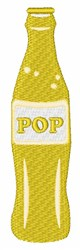 Soda Pop embroidery design