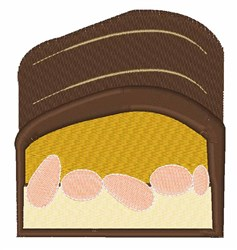 Candy Bar embroidery design
