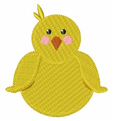 Little Chick embroidery design