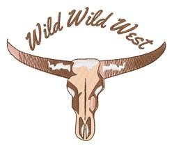 Wild Wild West embroidery design