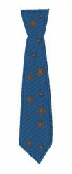 Neck Tie embroidery design