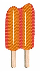 Popsicle embroidery design
