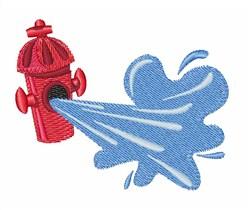 Fire Hydrant embroidery design