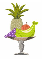 Fruit Stand embroidery design
