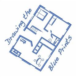 The Blue Prints embroidery design