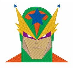 Super Hero embroidery design