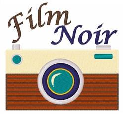 Film Noir embroidery design