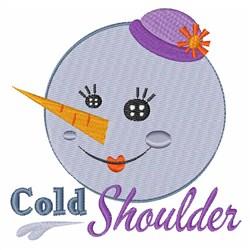 Cold Shoulder embroidery design