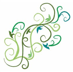 The Best Vines embroidery design