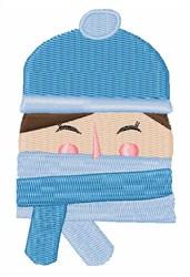Winter Wear embroidery design