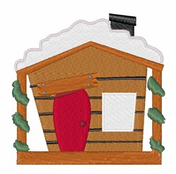 Elves Workshop embroidery design