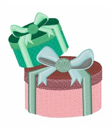 Birthday Gifts embroidery design