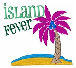 Island Fever embroidery design