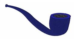 Smoking Pipe embroidery design