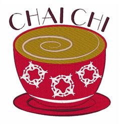 Chaichi embroidery design