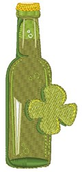 Irish Beer embroidery design