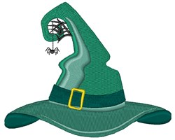 Halloween Witches Hat embroidery design