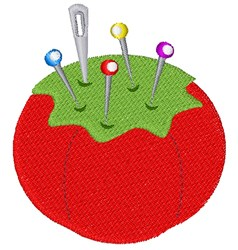 Pin Cushion embroidery design