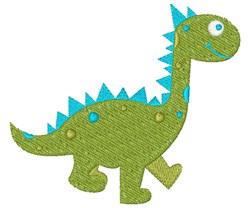 Dino Base embroidery design