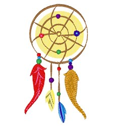Dreamcatcher Base embroidery design