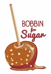 Bobbin For Sugar embroidery design