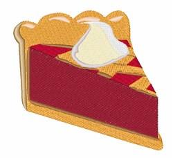 Pie Slice embroidery design